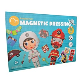 Magnetic Dressing
