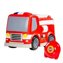 My Soft RC Car Firetruck