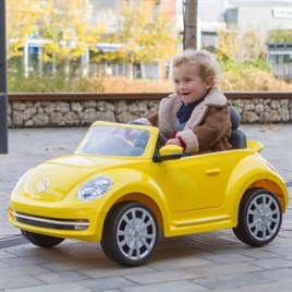 VW Beetle Convertible 12V Akülü Araba